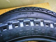 Новые шины,  резину на мопеды и мотоциклы 3.00-18 распродажа