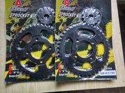 Новый комплект звезд на мопед 428 41/14 зуб. распродажа
