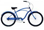 Велосипед мужской люкс класса Electra Cruiser Custom blue men's
