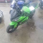 Kawasaki мотоцикл бу 2014 года